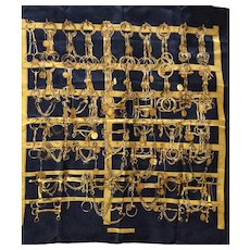 Hermes Scarf: Mors & Filets
