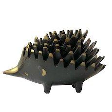 Walter Bosse MidCentury Stacking Hedgehogs, Complete Set