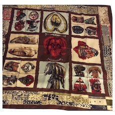 Hermes Scarf - Persona