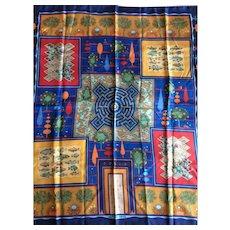 Hermès Silk Scarf: Paridaiza