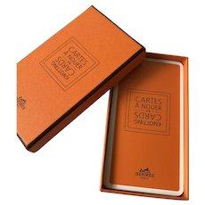 Hermès Scarf Knotting Cards, Cartes a Nouer