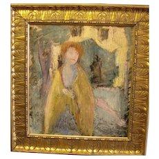 Rare Symbolist Painting (30-Day Money Back Gurantee)