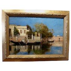 Grand Tour, Venice, ca 1880