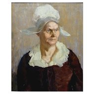 """Dutch Woman,"" Museum copy"