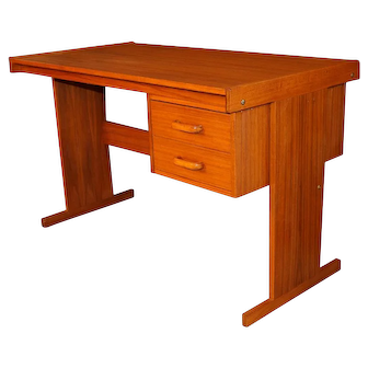 Bent Silberg Denmark Mid Century Desk