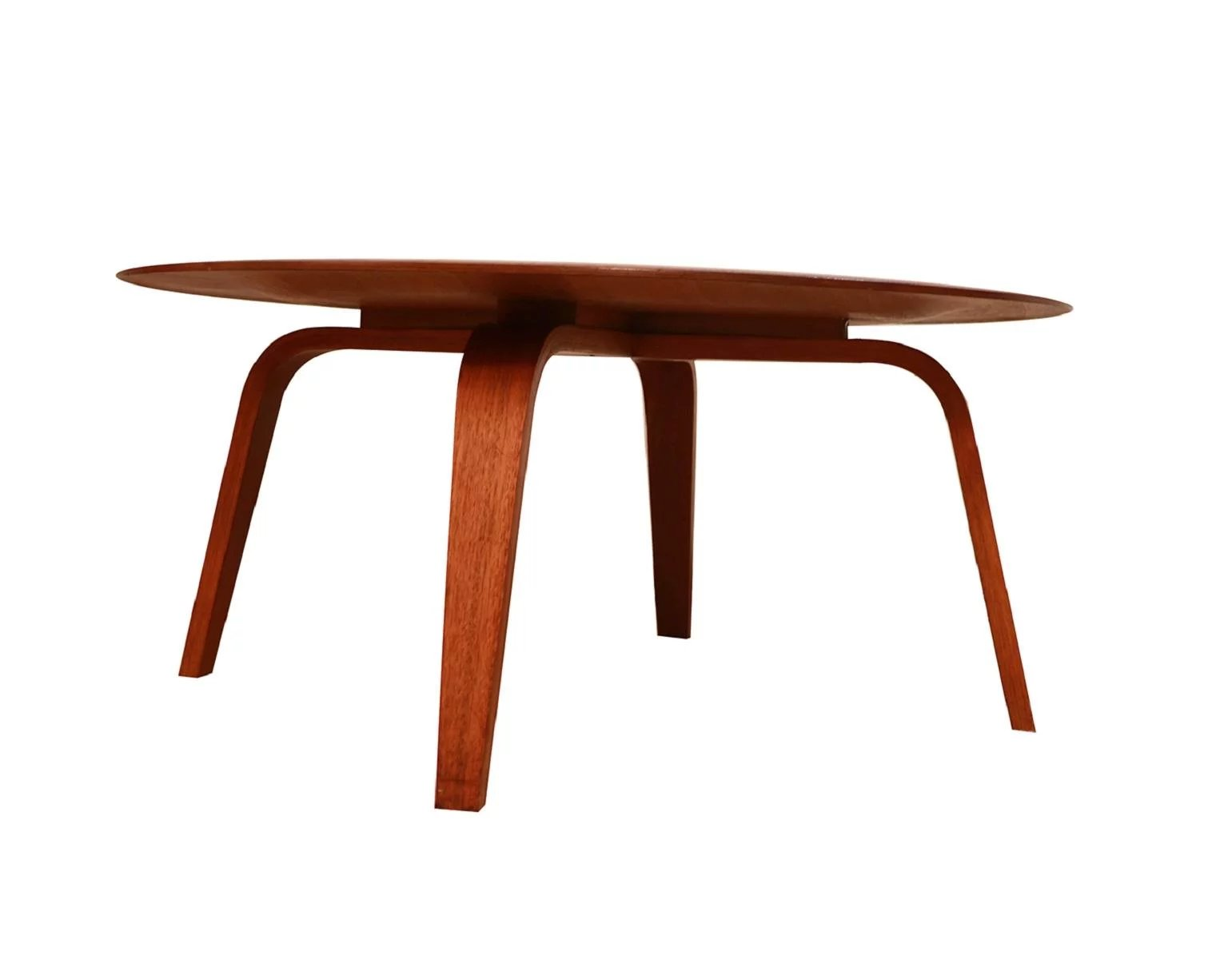Charmant Charles Eames Molded Plywood CTW Coffee Table For Herman Miller. Click To  Expand