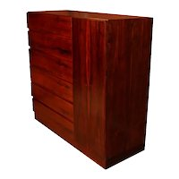 Danish Mid Century Arne Wahl Iversen Rosewood Dresser