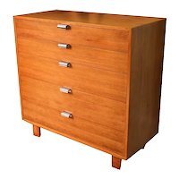 Mid Century George Nelson Herman Miller vintage Dresser