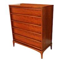 Mid Century Lane Rhythm Tallboy Dresser