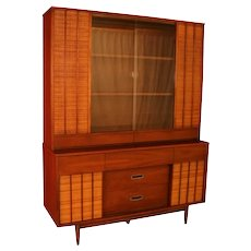 Mid Century Mainline by Hooker China Cabinet