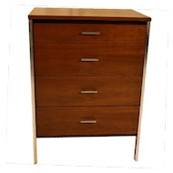 Paul McCobb Mid Century Walnut Dresser