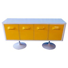 Raymond Loewy Style CHAPTER ONE Broyhill Premier Credenza Dresser Cabinet
