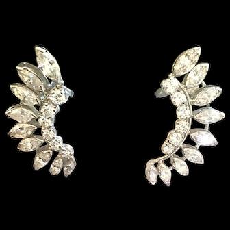 Vintage's Diamonds Earrings