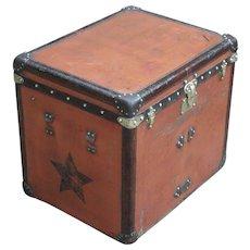 Louis Vuitton trunk...Vintage Louis Vuitton trunk...Louis Vuitton...