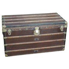 Louis Vuitton trunk...Vintage Louis Vuitton trunk...Louis Vuitton... - Red Tag Sale Item