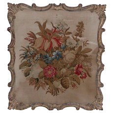 Tapestry...Early floral tapestry...