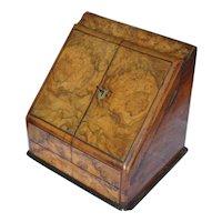 Writing box, Stationary box. Vintage writing box.