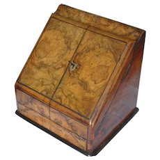 Writing box, Stationary box. Vintage writing box.