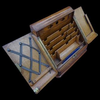 Writing box. Stationary box.