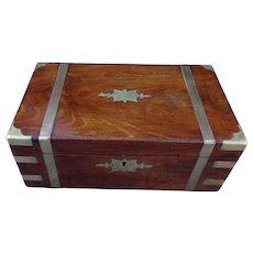 Lapdesk. Writing slope. Writing box.