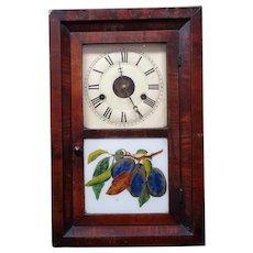 Clock. Seth Thomas clock.