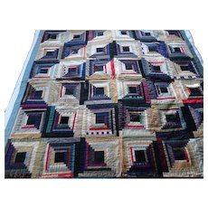 Quilt, Coverlet. American quilt or coverlet.