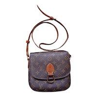 Louis Vuitton bag. Vintage Louis Vuitton bag.
