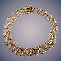 14 Karat Charm Bracelet
