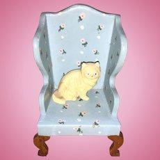 Tynietoy All Original Rare Wing Chair