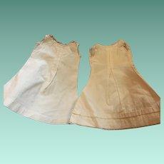 Antique Cotton Doll Undergarments