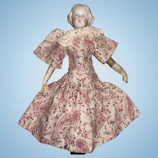 Antique German Parian 19th Century Doll