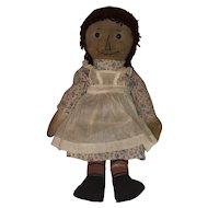 All Original Early Volland Raggedy Ann Doll