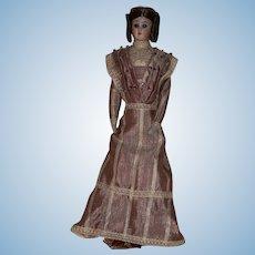 Antique German Simon and Halbig 1160 Little Woman Doll