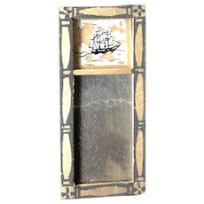 Tynietoy Miniature Dollhouse Painted Mirror