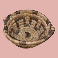 Antique  American Miniature Native Basket