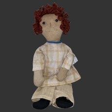 Original Cloth Volland Raggady Doll