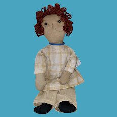 Original Cloth Volland Raggady Doll