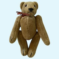 Jointed Old  Artist Teddy Bear