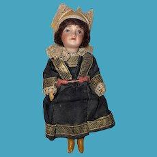 "French Mignonette Unis 5"" Dollhouse Doll"