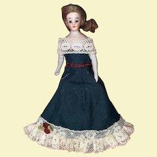 Antique German Simon Halbig 1160 Dollhouse Doll