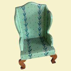Tynietoy Original Painted Wing Chair