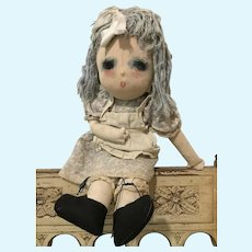 Marie D'O French Artist Doll