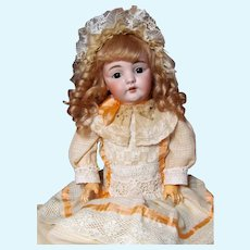"21"" Antique German Doll by Kestner Mold 143 ~ Layaway~ Perfect Child ~"
