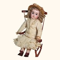 French Doll Jules Steiner Sleeping Beauty Bebe ~ 1889ca ~~ Layaway~~ Contact us with any questions and invoice.
