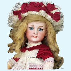 """20"""" Antique French Doll by SFBJ France Mold  301 ~ Layaway~"""