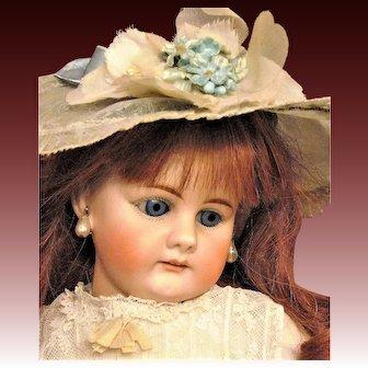"17 1/2"" German Doll Bahr & Proschild  300 sleep blue eyes, early body  Sonneberg ~Layaway~"