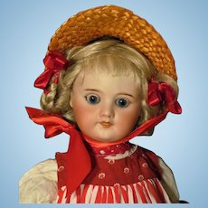 Antique French  SFBJ  Doll Mold 60