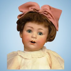"""18"""" Antique German Doll Character Baby """"Jutta""""  Mold 1914 Cuno Otto Dressel"""