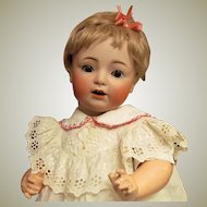 """22"""" German Character Baby by  Franz Schmidt Mold 1296 ~~ Breather Baby Doll ~~ Layaway~"""