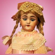 "18"" Simon Halbig 1009 DEP Early German Doll 1895ca+ ~ Layaway~~"